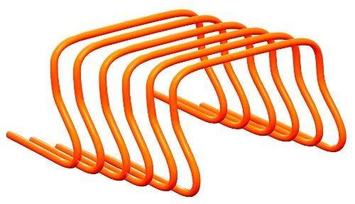 6er Set, Höhe: 30 cm, befüllbare Koordinationshürden / Hürden