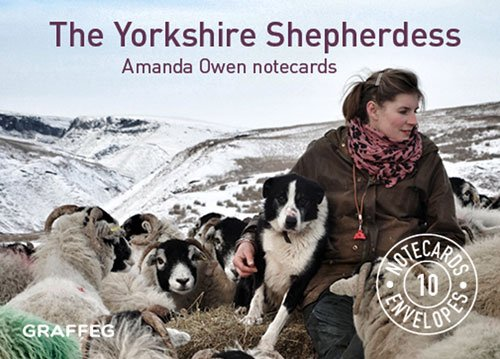 The Yorkshire Shepherdess Notecards