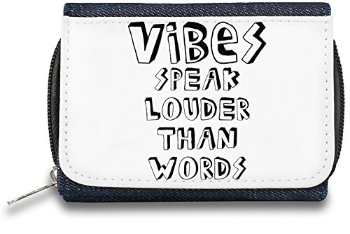 vibes-speak-louder-than-words-monedero-de-cremallera-bolso-zipper-wallet-the-stylish-pouch-to-keep-e