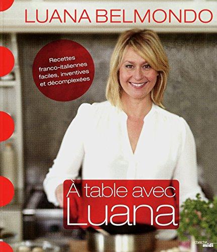 A table avec Luana