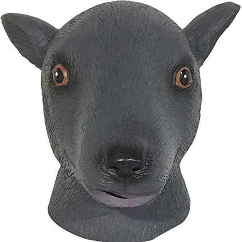Kostüm Mäuse Niedliche - Rwdacfs Masken für Erwachsene,Kleine Maus niedlich Latexmaske Perücke Kostüm Abschlussball lustige Requisiten