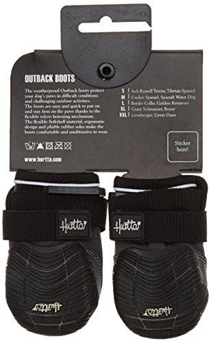 Schuhe für Hunde – Hurtta Outback Hundeschuhe  – 2 Stück - 3