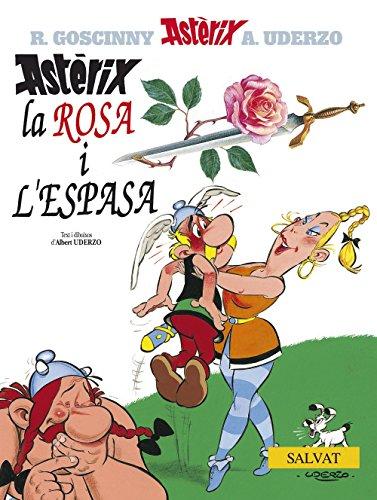 Asterix, La Rosa I L'espasa