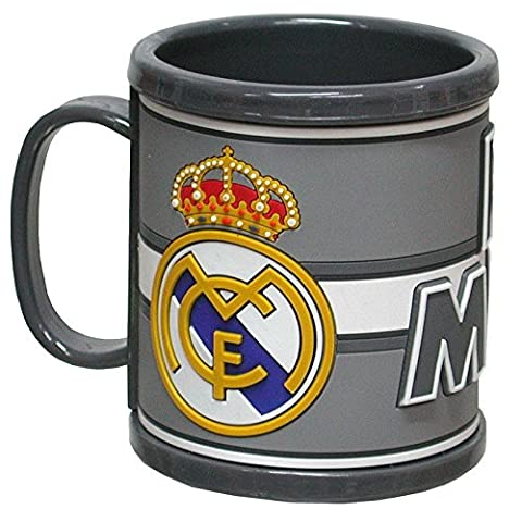 CYP Imports MG-9-RM Tasse 3D Motif Real Madrid