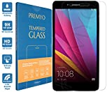 PREMYO Verre trempé Honor 5X. Film Protection Honor 5X avec Un degré de dureté de 9H et des Angles arrondis 2,5D. Protection écran Honor 5X