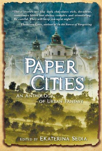 Hals-kaftan (Paper Cities, An Anthology of Urban Fantasy (English Edition))