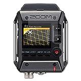 atFoliX Protecteur d'écran pour Zoom F1-LP Film Protection d'écran - 3 x FX-Antireflex Anti-reflet Film Protecteur