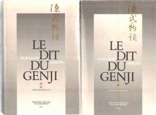 Le Dit du Genji, 2 volumes : Magnificence - Impermanence par Shikibu Murasaki