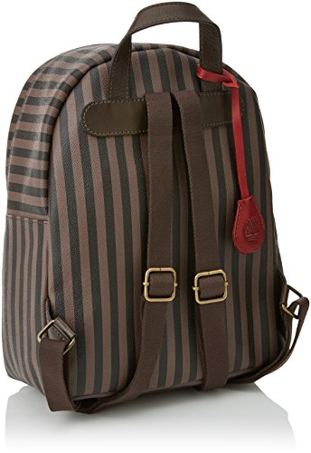 Timberland Women TB0M5574Children s Backpack Brown Brown  Brown Black 214