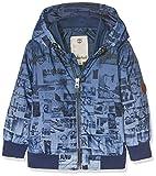 Timberland Jungen Jacke Hooded Jacket, Blau (Navy 85T), 12 Jahre