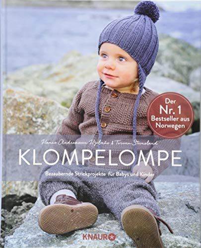 ernde Strickprojekte für Babys und Kinder: Der Nr. 1 Bestseller aus Norwegen ()