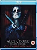 Alice Cooper: Theatre of Death: Live at Hammersmith 2009 [Blu-ray] [2010] [Region Free]