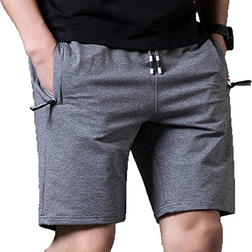 HUATING Pantalones Cortos Deportivos para Hombre