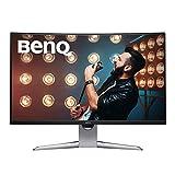 BenQ EX3203R Ecran Incurve de 32 pouces, Résolution 2K, Mode HDR, 144 Hz, FreeSync 2, USB-C