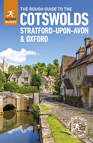 Cotswolds Stratford Upon Avon And Oxford 3 (Rough Guides) por Vv.Aa