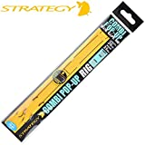 Strategy Combi Pop Up Rig Wide Gape MB 20cm 35lbs - 2 Karpfenrigs zum Karpfenangeln, Karpfenvorfächer, Karpfenmontage, Vorfächer, Größe:6
