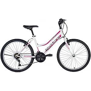 51KdSVzjPNL. SS300 F.lli Schiano Power, Bicicletta MTB Donna