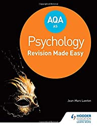 AQA AS Psychology: Revision Made Easy (Aqa Psychology As)