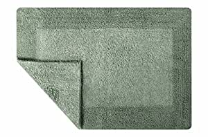 Spirella 10.18044 tapis de bain et tapis contour wC sans découpe gaia 55 x 65 cm-linen