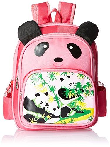 Albert-and-James-Junior-Synthetic-Pink-School-Bag