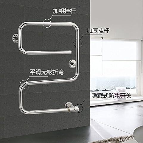 Smart Portasalvietta Acciaio Inossidabile asciugamano ciondoli Sanitary Ware Scaffalature Metalliche