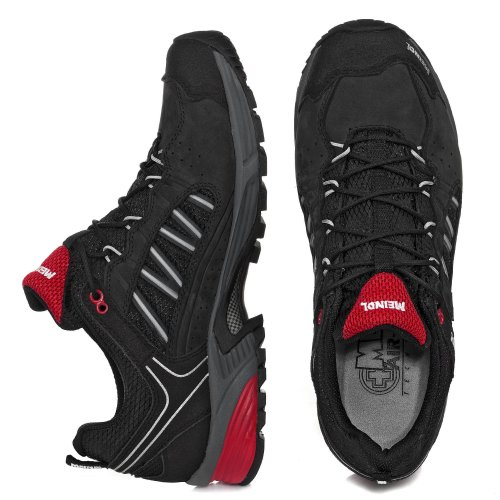 Meindl Schuhe SX 1.1 GTX Men - schwarz/rot 42 2/3 NRnU7Ku
