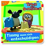 Timmy, das Schäfchen Pappbilderbuch 1: Timmy muss sich entschuldigen