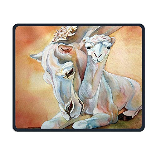 Smooth Mouse Pad Camel Mom And Baby Mobile Gaming MousePad Work Mouse Pad Office Pad