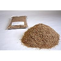 Polvo de Esfagno Chileno 60 gr., Sustrato Natural en Polvo, Sustrato para Bonsai y Orquídeas
