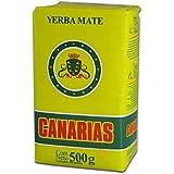 Yerba Mate Canarias 500gr - Indústria Brasileña