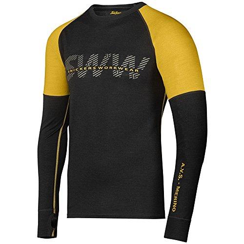 Preisvergleich Produktbild Snickers Merino LS T-Shirt Gr. M