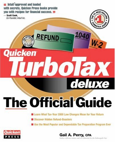 turbo-tax-deluxe-the-official-guide-2000-official-guides-osborne