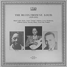 The Blues From St. Louis (1929-1935)