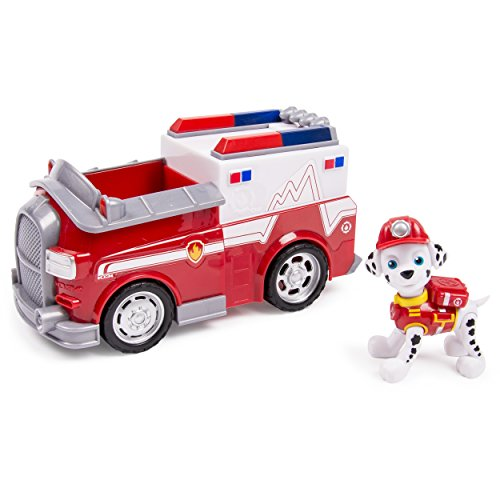Paw Patrol Basic Vehicle - Rescue Marshall