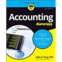 Accounting For Dummies (For Dummies (Business & Personal Finance)) (English Edition)