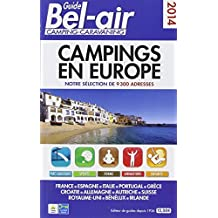 GUIDE BEL-AIR CAMPINGS EN EUROPE 2014