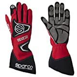 Sparco 0025609RS Tide Handschuhe, K-09 Tg Rs 2012, rot, 9