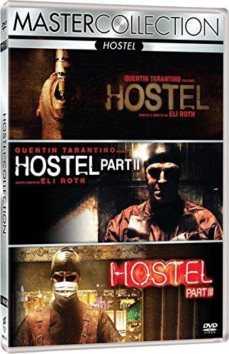 hostel trilogia (3 dvd) box set DVD Italian Import by eythor gudjonsson (Clint Dvd-box-set)