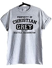 Fifty Shades Darker Ladies T-shirt - Property Of Christian Grey