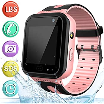 GBD Kids Smartwatch Impermeable GPS Tracker Watch Phone con ...