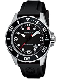 Wenger Gents Aquagraph Divers Watch 72235