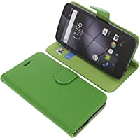 Tasche für Gigaset GS170 GS160 Book Style grün Schutz Hülle Buch
