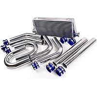 """3"""" Aluminium Alloy Front Mount Intercooler FMIC Kit"""