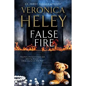 False Fire (An Abbot Agency Mystery)