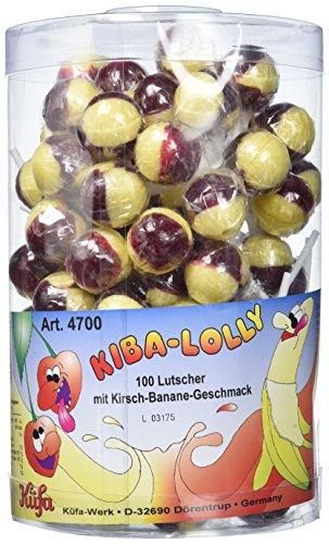 Küfa KiBa Lolly 100 Stück, 1er Pack (1 x 1.7 kg)