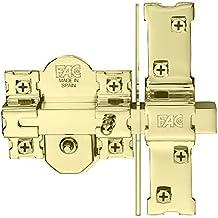 FAC 946-RP/80 - Cerrojo UVE, acabado dorado