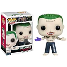Suicide Squad - Joker Shirtless POP Figure Toy 3 x 4in by Suicide Squad