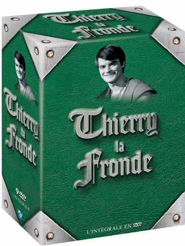 L'intégrale Thierry la fronde - Coffret 9 DVD