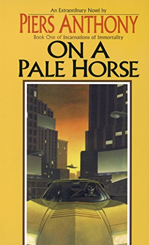 On a Pale Horse Cover Image