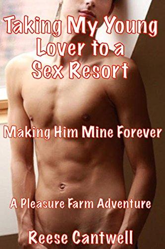 Sexually pleasing him